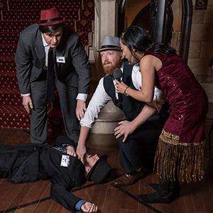 nashville Murder Mystery Crime Scene